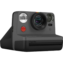 Now Instant Film Camera (Black) Image 0