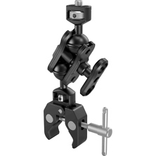 Super Clamp & Magic Arm with Dual Ball Heads Kit Image 0