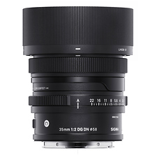 35mm f/2 DG DN Contemporary Lens for Leica L Image 0