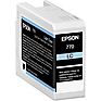 770 UltraChrome PRO10 Light Cyan Ink Cartridge (25mL)