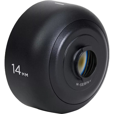 14mm Fisheye Lens Image 0