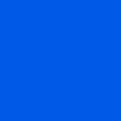 Gel Sheet 075 Evening Blue Lighting Filter 21x24