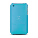 ICC73 Acrylic Protective Case (Blue) for iPhone