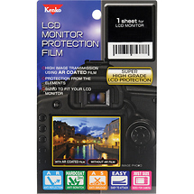 Kenko LCD Screen Protection Film for Panasonic LX5 & Leica D-LUX 5