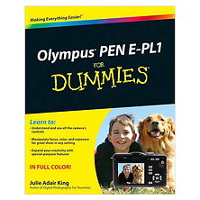 Olympus PEN E-PL1 For Dummies - Book Image 0