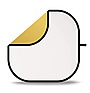 42in. Gold / White Reflector Thumbnail 1