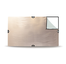 Westcott Scrim Jim Medium Sunlight / Silver Reflector 42 x 72in.
