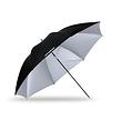 32in. Soft Silver Umbrella