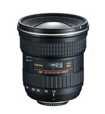 Tokina AF 12-24mm f/4 AT-X 124 Pro DX II Lens - Canon Mount