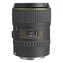 AF 100mm f/2.8 AT-X M100 Pro D Macro Lens - Canon EOS Mount Image 0