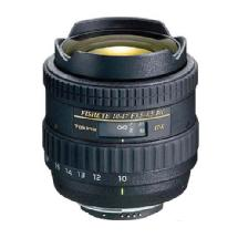 Tokina AF DX 10-17mm f/3.5-4.5 Fisheye Zoom - Canon Mount