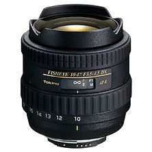 AF DX 10-17mm f/3.5-4.5 Fisheye Zoom - Nikon Mount Image 0