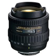 Tokina AF DX 10-17mm f/3.5-4.5 Fisheye Zoom - Nikon Mount