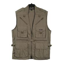 Tamrac 153 World Correspondents Vest - Large, Khaki