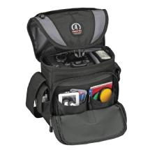 Tamrac 5533 Adventure Messenger 3 Shoulder Bag (Black/Gray) - FREE GIFT with Qualifying Purchase