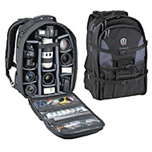 Tamrac 5258 CyberPack 8 Photo / Computer Backpack, Black
