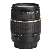 Tamron AF 18-200mm f/3.5-6.3 XR Di II LD Aspherical Macro Lens (IF) - Canon Mount