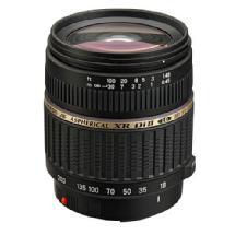Tamron AF 18-200mm f/3.5-6.3 XR Di-II B.I.M. LD (IF) Macro Lens - Nikon Mount