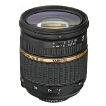 Tamron 17-50mm f/2.8 XR Di-II LD Aspherical IF Lens - Nikon Mount (with Built in Motor)