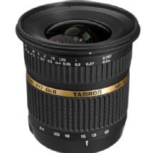 Tamron SP AF 10-24mm f/3.5-4.5 Di II LD Aspherical (IF) Lens - Canon Mount