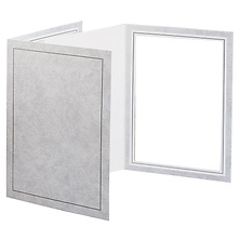 8 x 10 Picture Folder Frame - Gray (10 Pack) Image 0