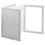 5 x 7 Picture Folder Frame - Gray (10 Pack) Thumbnail 0