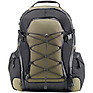 Shootout Backpack, Small (Black and Olive)