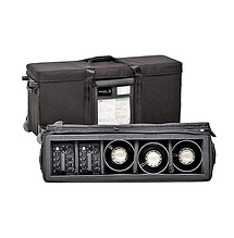 Tenba AW-LLC Large Lighting Case with Wheels (Black)