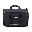 Messenger Photo/Laptop Bag, Small, Black