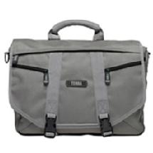 Tenba Messenger Photo/Laptop Bag, Small, Platinum