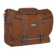 Messenger Photo/Laptop Bag, Large, Chocolate