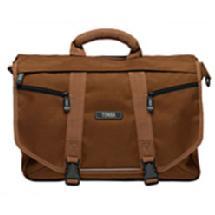 Tenba Messenger Photo/Laptop Bag, Large, Chocolate