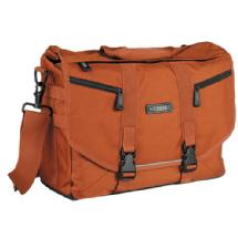 Tenba Messenger: Large Photo/Laptop Bag (Burnt Orange)