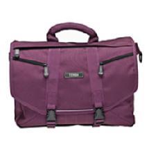 Tenba Messenger Photo/Laptop Bag, Large, Plum