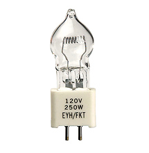 Ushio EYH Lamp, 250 watts/120 volts