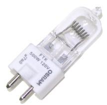 Ushio FTK Lamp - 500 watts / 120 volts