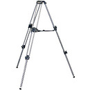 Aluminum Video Tripod with Spreader and Case