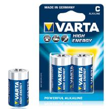 Varta C Cell High Energy Professional Alkaline Batteries (2 Pack)