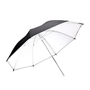 35in (82cm) Umbrella (Black/White)