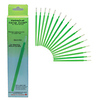 Ultra MXD-100 Corner Swabs, Green, Pack of 16