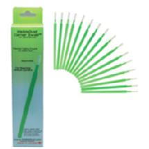 Visible Dust Ultra MXD-100 Corner Swabs, Green, Pack of 16