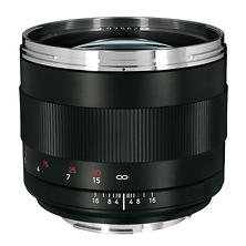 Ikon 85mm f/1.4 ZE Planar T* Manual Focus Lens (Canon EOS-Mount) Image 0