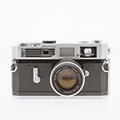 MODEL 7 RANGEFINDER CHROME W/ 50MM F1.8 LENS USED FILM CAMERA