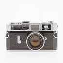 Canon Model 7 Rangefinder film camera (Chrome) with a 50mm f1.8 Canon Lens