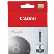 Canon CLI-8 Black Ink Tank for the Pixma IP4200, IP5200, IP5200R, IP6600D, MP950 MP500, MP800 & Pro9000 Photo Inkjet Printers