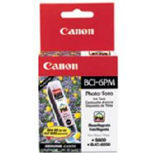 Canon BCI-6PM Photo Magenta Ink Cartridge for Canon i9900, iP8500, and iP6000D Printers