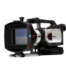 Century Optics DSMB44WCK Wide Clamp-On DV Mattebox for 4