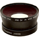 .7x Wide Angle Lens, Bayonet Mount, for Panasonic AG-DVX100 Camcorder