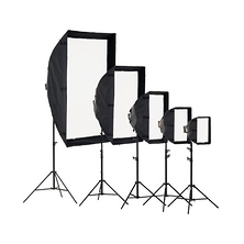 Shallow Video Plus Softbox Silver Interior Small 24x32x13 in (60x80x33cm) Image 0
