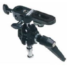 Manfrotto 155 Double Ball Joint Head with 2933 Camera Platform